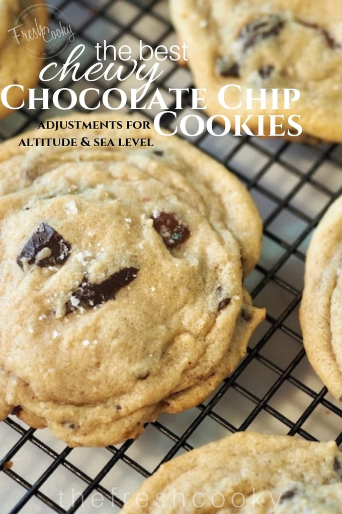 Smiling Chocolate Chip Cookie | www.thefreshcooky.com