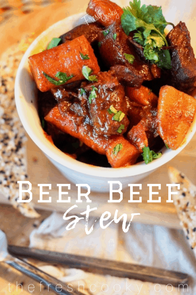 Tender Beer Beef Stew