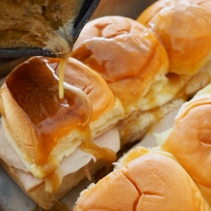Hawaiian Roll Hammy Sammy's | Sliders for a Crowd