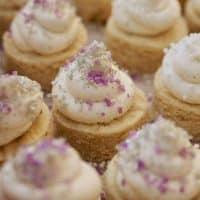 Chewy Sugar Cookie Bars & BITES