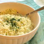 Cilantro Lime Rice | www.thefreshcooky.com