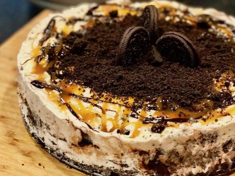 Ice Cream Cake | #easy #howto #icecream #cake #icecreamcake #summer #recipe