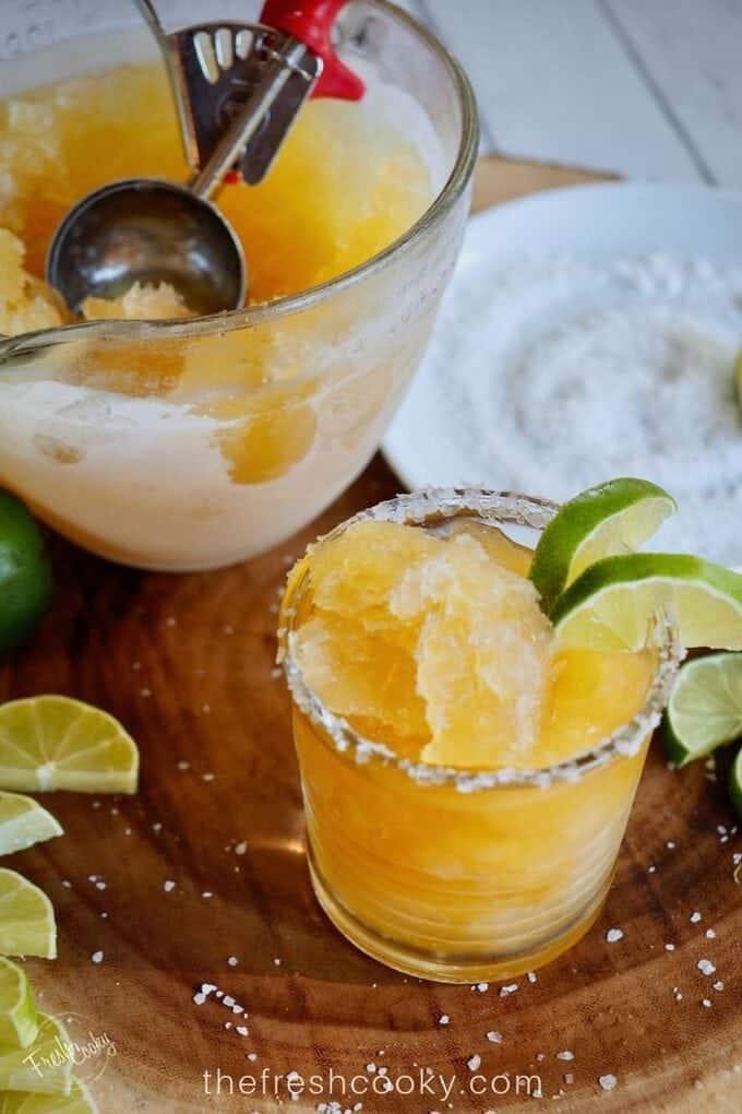 Simple Margaritas