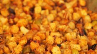 Maple Apple Sausage Stuffing Recipe
