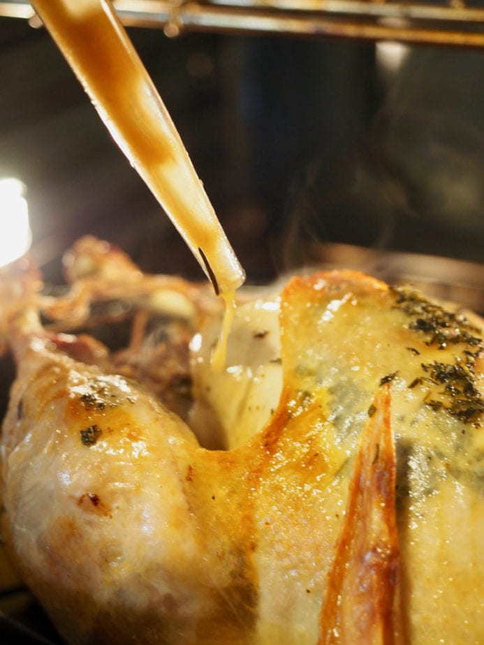 Tender Turkey | www.thefreshcooky.com