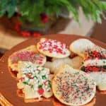 Joy's Classic Sugar Cutout Cookies