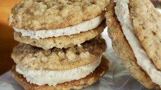 Oatmeal Sandwich Cookies