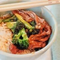 Easy Beef & Broccoli