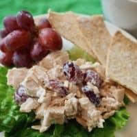 Sherried Chicken Salad