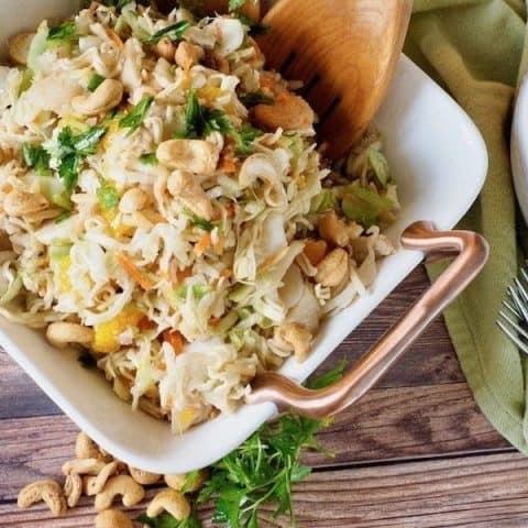 Asian Ramen Noodle Salad (All Natural)
