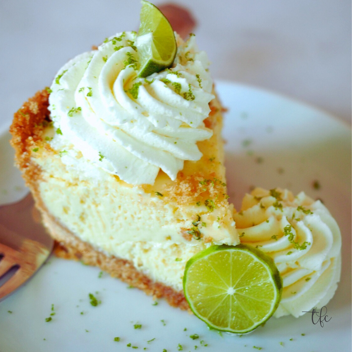 Square image for Easy Key Lime Pie.