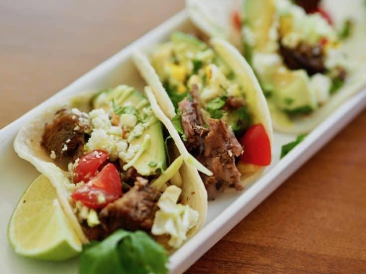 Easy Barbacoa Street Tacos