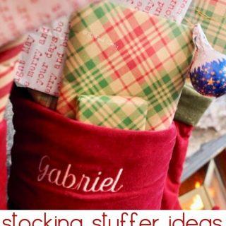 Stocking Stuffers for Teens | www.thefreshcooky.com