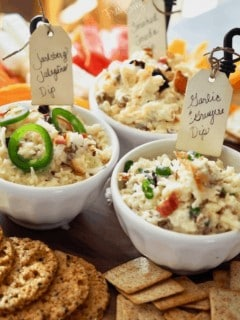 3 delicious cheese dips   www.thefreshcooky.com