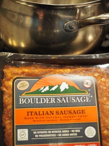 Boulder Sausage Italian Sausage, bulk sausagewww.thefreshcooky.com