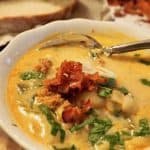 Zuppa Toscana Soup {Tuscan Soup}