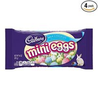 CADBURY Easter Chocolate Candy, Mini Eggs, 10 Ounce (Pack of 4)