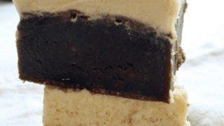 Milk Stout Fudge Brownies with Irish Cream Buttercream