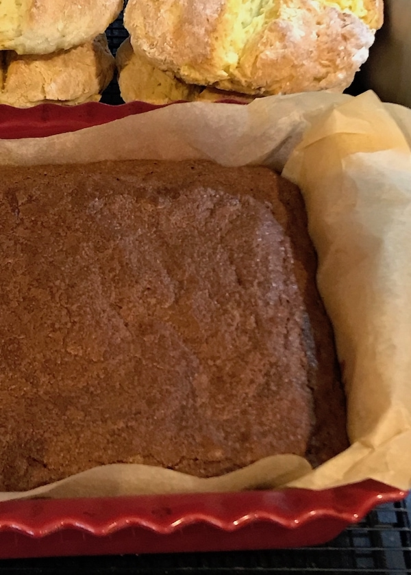 baked brownies | www.thefreshcooky.com
