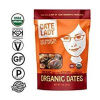 Date Lady Organic Dates (1 Bag)