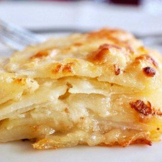 Best Potato Gratin | www.thefreshcooky.com