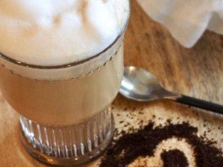 Glass of Bulletproof Coffee + Benefits | www.thefreshcooky.com