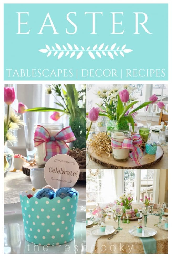 Easter Brunch Ideas Decor and Recipes | www.thefreshcooky.com