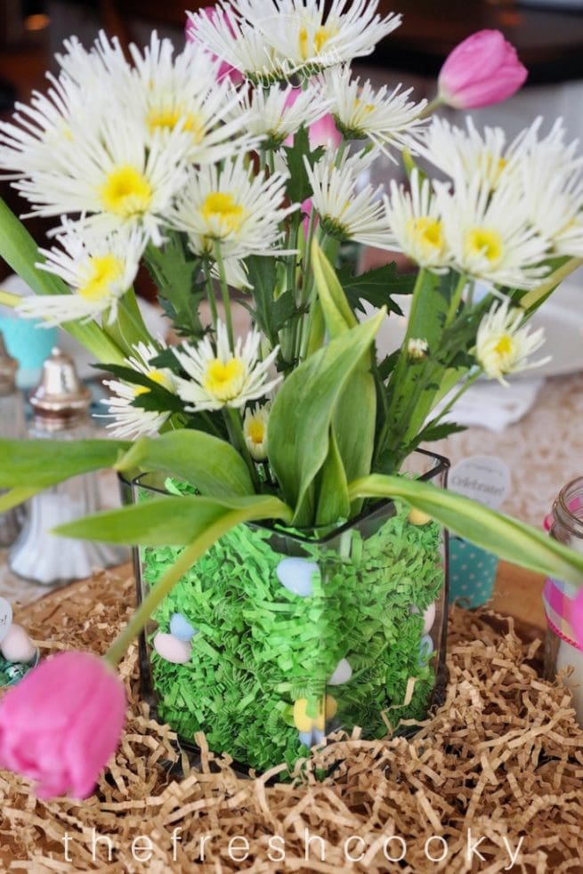 Easter and Spring Decor, Recipes, Tablescapes | www.thefreshcooky.com