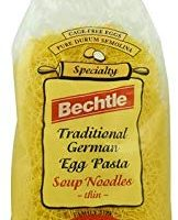 Bechtle Traditional German Cage Free Egg Pasta Soup Noodles Thin -- 17.6 oz - 2 pc