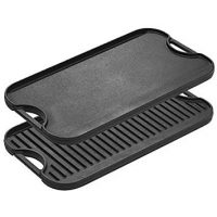 Lodge LPGI3 Pro-Grid Cast Iron Reversible