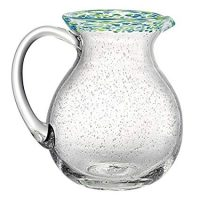 Artland 11605CA Mingle Pitcher, 80 oz, Cool Blue
