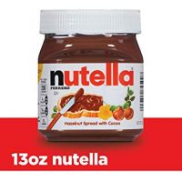 Nutella Chocolate Hazelnut Spread, 13 oz Jar
