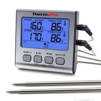 ThermoPro TP-17 Dual Probe Digital Cooking Meat Large
