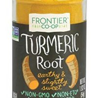 Frontier Turmeric Root Ground, 1.92-Ounce Bottle