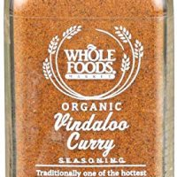 Whole Foods Market, Organic Vindaloo Curry Seasoning, 2.19 Ounce