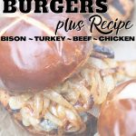 7 Tips for the best Juicy Burgers with Recipe