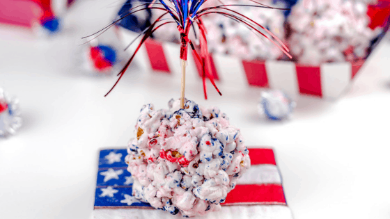 Colored Popcorn Balls (Easy Instant Pot Version)
