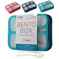 Bento Lunch-box for Kids Boys Girls | Leak-proof School Bentobox