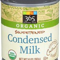 365 Everyday Value, Organic Sweetened Condensed Milk, 14 oz
