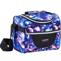 Insulated Lunch Bag for Kids Cooler Lunch Box For Work School Boys Girls Lunch Tote