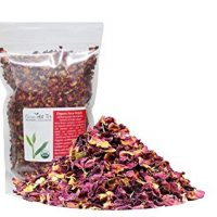 Organic Rose Flower Rose Petals Tea caffeine free herbal tea