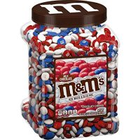 M&M's Red White & Blue Milk Chocolate (62 Oz),