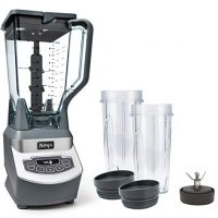 Ninja Professional Countertop Blender with 1100-Watt Base, 72oz Total Crushing Pitcher