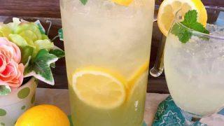 Fresh Homemade Lemonade Recipe