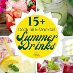 Summer Cocktail and Mocktail Recipes
