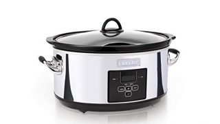 Crock-pot Slow Cooker, 7 quart, Polished