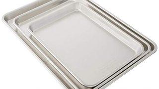 Nordic Ware 3 Piece Baker's Delight Set, Aluminum