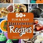 Easy Halloween Recipes {Treats, Meals, Drinks}