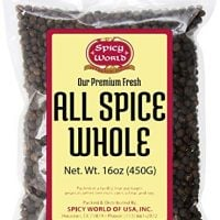 Allspice Whole Berries 1 Pound Bag - by Spicy World (All Spice)