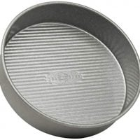 USA Pan Bakeware Round Cake Pan, 8 inch,